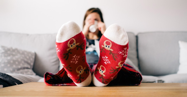 12 Ways to Relieve Holiday Stress Right Now