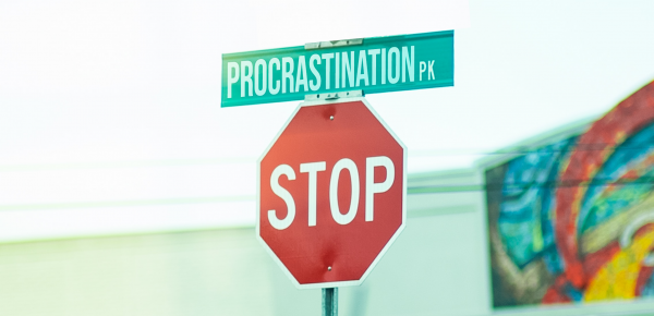 How To Fight Procrastination